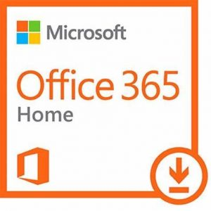 Microsoft Office 365 Home 1 Year Household Subscription