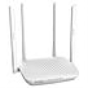Tenda 2.4GHz 6dBi 4 Port Fast Ethernet Router and Repeater F9